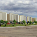 Fourth Industrial Building Breaks Ground at Centennial Encompass Business Park