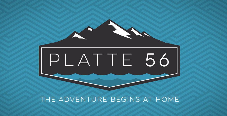 Platte 56 Branding
